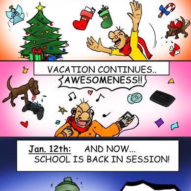 The Christmas graph