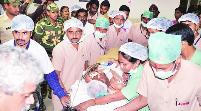 Indian Express| Courtesy Govind Pansare was moved to a better hospital but succumbed to injuries hours later.