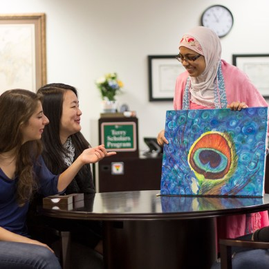 Art club inspires creativity