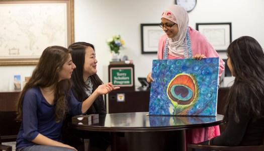 Art club inspires creativity