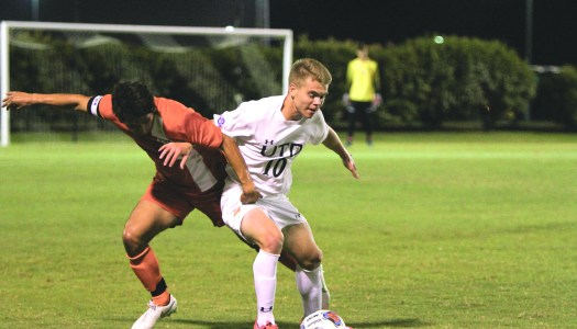 Fall Playoff Preview: Men's Soccer