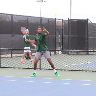 Men's tennis, softball postseason runs come to close