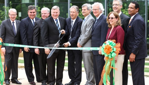 New bioengineering building dedicated at ceremony