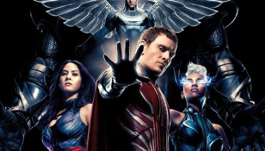 """X-Men"" disappoints with thin plot, poor visual effects"