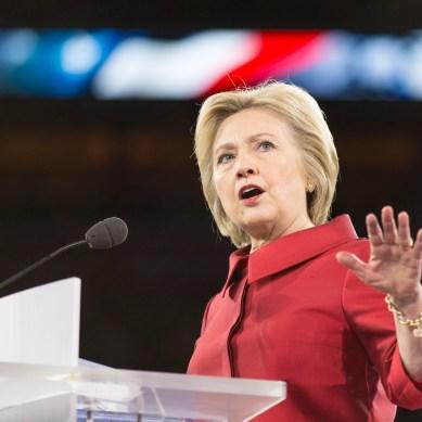 Clinton's nomination sets precedent for women