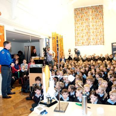 Q&A: NASA Astronaut, UTD Alum
