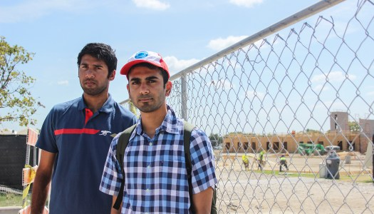 Cricket team temporarily loses field privileges