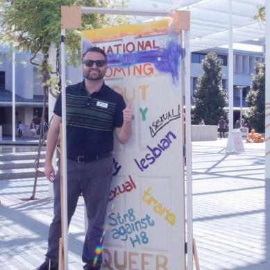 Women's Center adds first LGBT+ coordinator