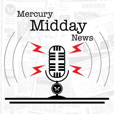 Mercury Midday News 3/2/2017