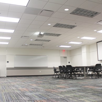 Greek life obtains new commons in SU