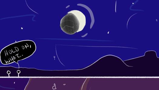 Solar teclipse