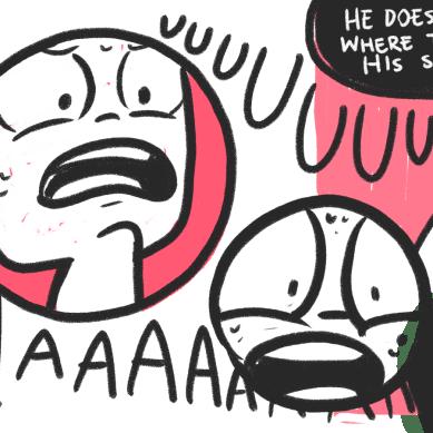 Sticker dilemma