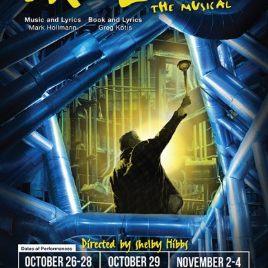 Musical wows with topical narrative
