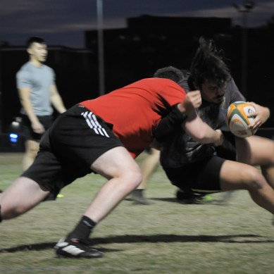 Rugby team remains undefeated