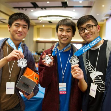 UTD team wins grand prize at Texas A&M hackathon