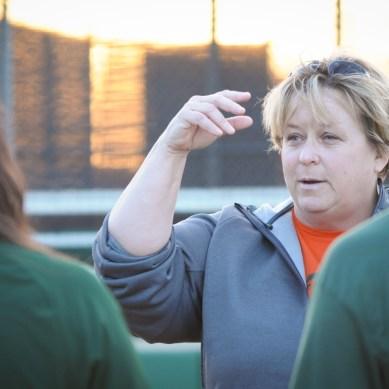 New softball coach arrives