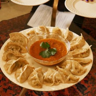 Momo: Nepali dumplings