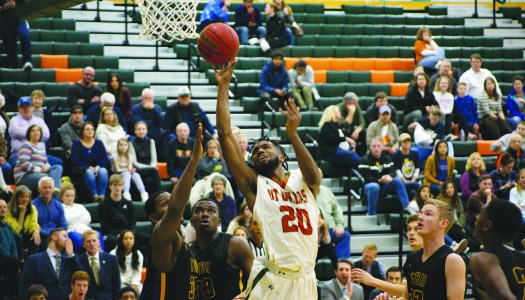 Men's basketball maintains winning streak