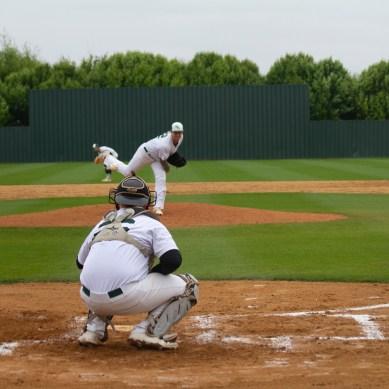 Upset in Arizona for men's baseball