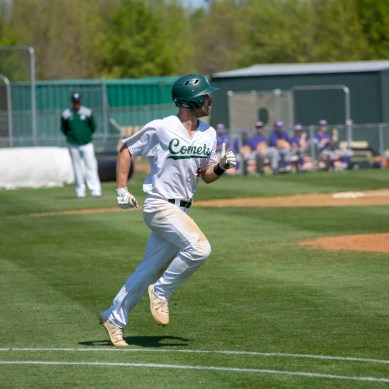 Men's baseball makes comeback after losses