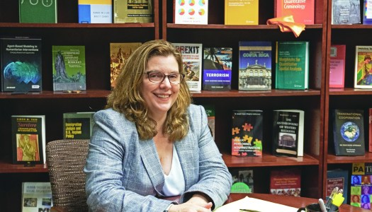 Q&A: New EPPS Dean Jennifer Holmes