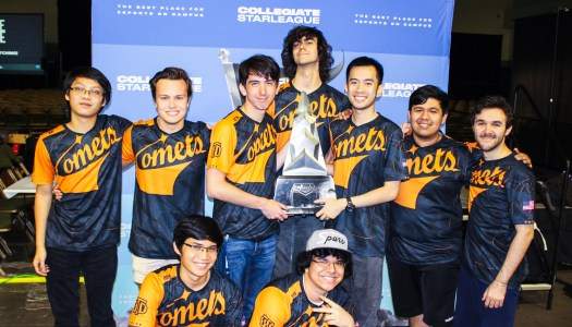 'Super Smash'  team members become first to win national championship