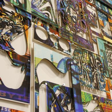 Former Students Showcase 'Inter-play' of Art, Technology