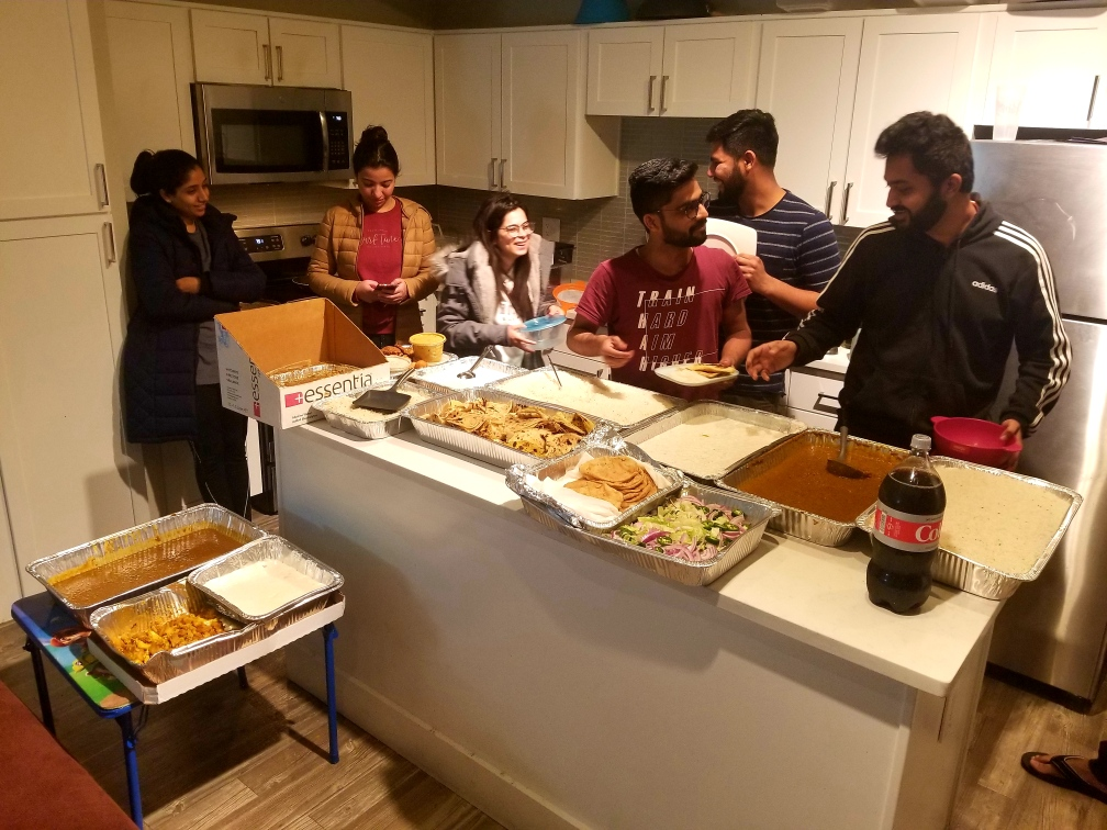 Alumni Tackle Food Insecurity among Students