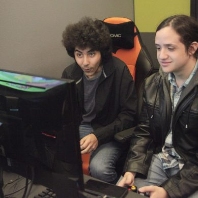 Smash Team Competes at International Competition