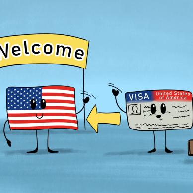 Visas are vital