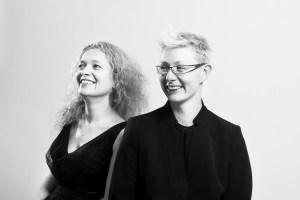 Claudia Micheletti (Klavier) und Ute Groh (Cello)