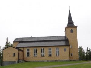 Kyrkan i Rönnöfors