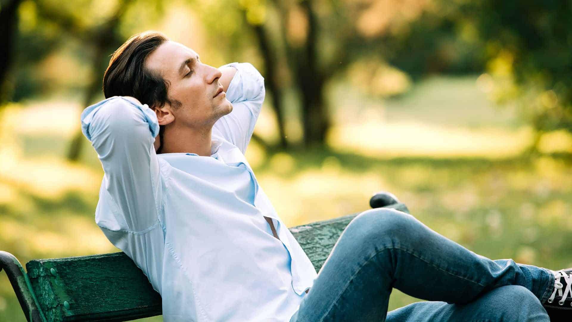 En grön kvart om dagenräcker för att öka ditt välmående, visar forskning. Foto: Shutterstock.