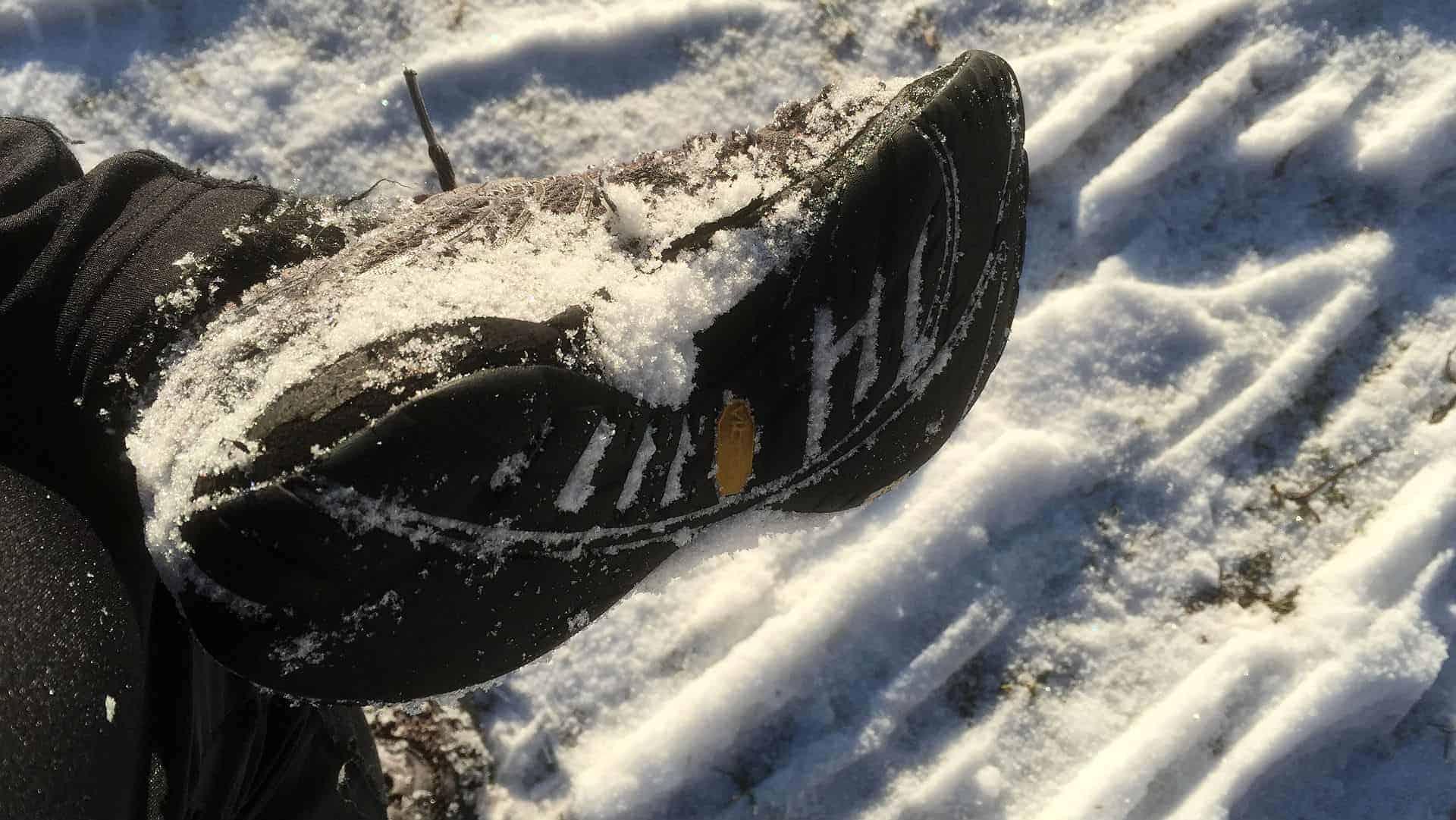 Med harmonisk teknik klarar du vinterlöpningen även utan dubbar.