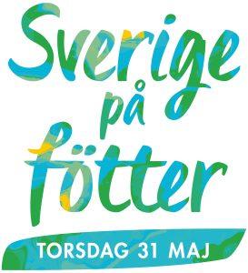 Sverige på fötter!
