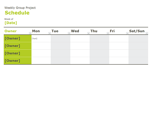 With word's existing template library, you can create a schedule,. 70 Free Schedule Planner Templates Word Excel Powerpoint Utemplates