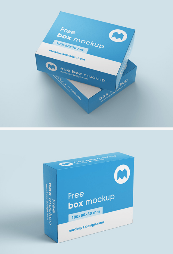 Download 51+ Free Box Mockups in PSD Templates | UTemplates