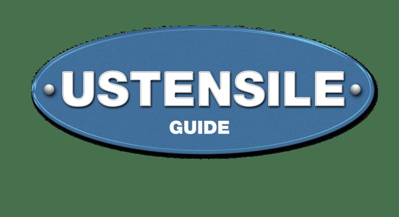 Utensil talent stable logo