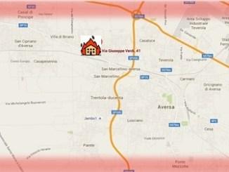 mappa centrale telecom