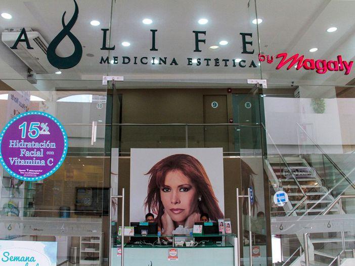 Alife, la empresa que ha sido cerrada en Plaza Norte, Independencia. Imagen: Plaza Norte