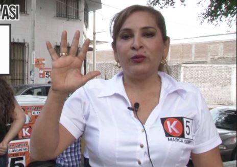 ¿Maritza, cuál fue tu promedio de universidad? Imagen: Youtube