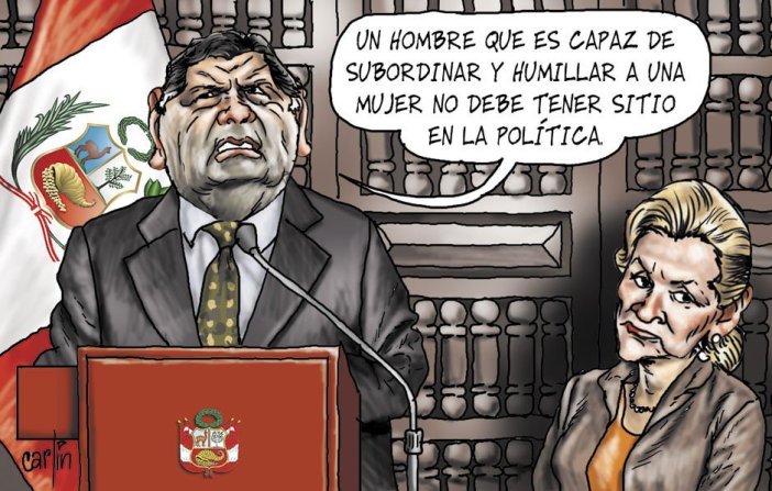 Imagen: Carlín