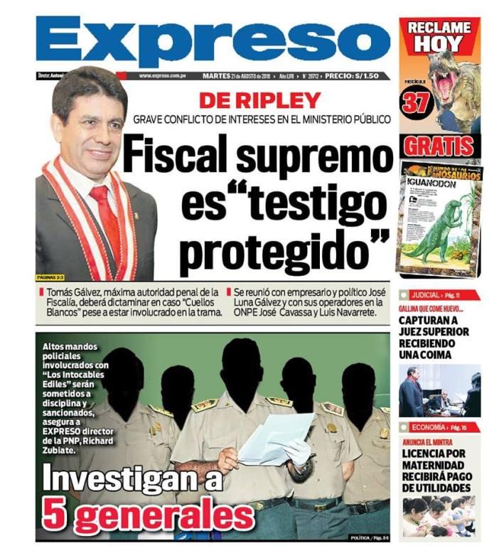 Imagen: Expreso