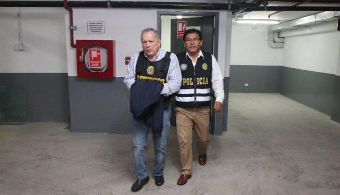 Si Vladimiro Montesinos es VOldemort, Vicente Silva Checa vendría a ser su Barty Crouch Jr. Foto: Perú21.