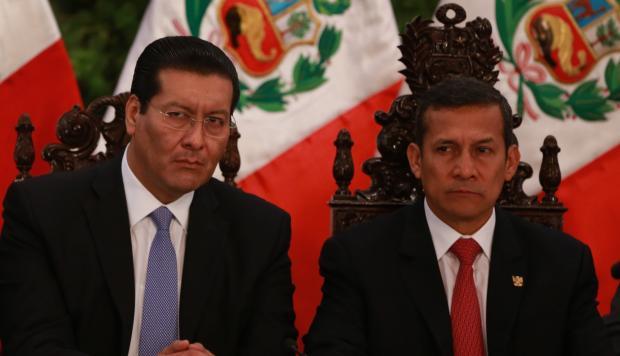 Aquí, juntitos. Foto: Lino Chipana / Perú21