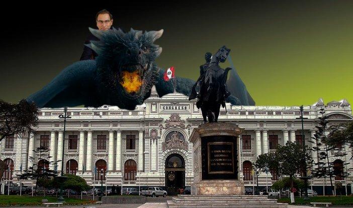Es hora de otro dracarys, presidente Vizcarra. Imagen: Útero.Pe