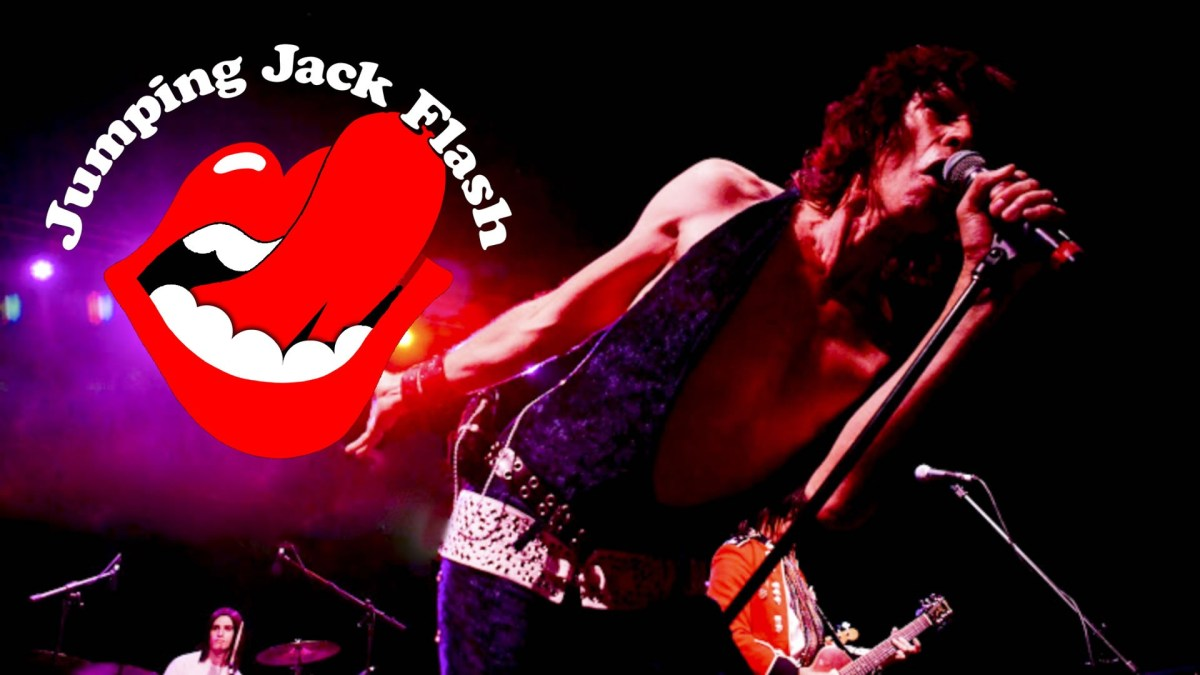Jumping Jack Flash – Tribute to The Rolling Stones ...