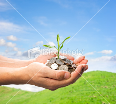 stock-photo-18764690-male-hands-holding-coins-and-small-plant
