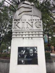 Martin Luter King Jr. National Historic Site