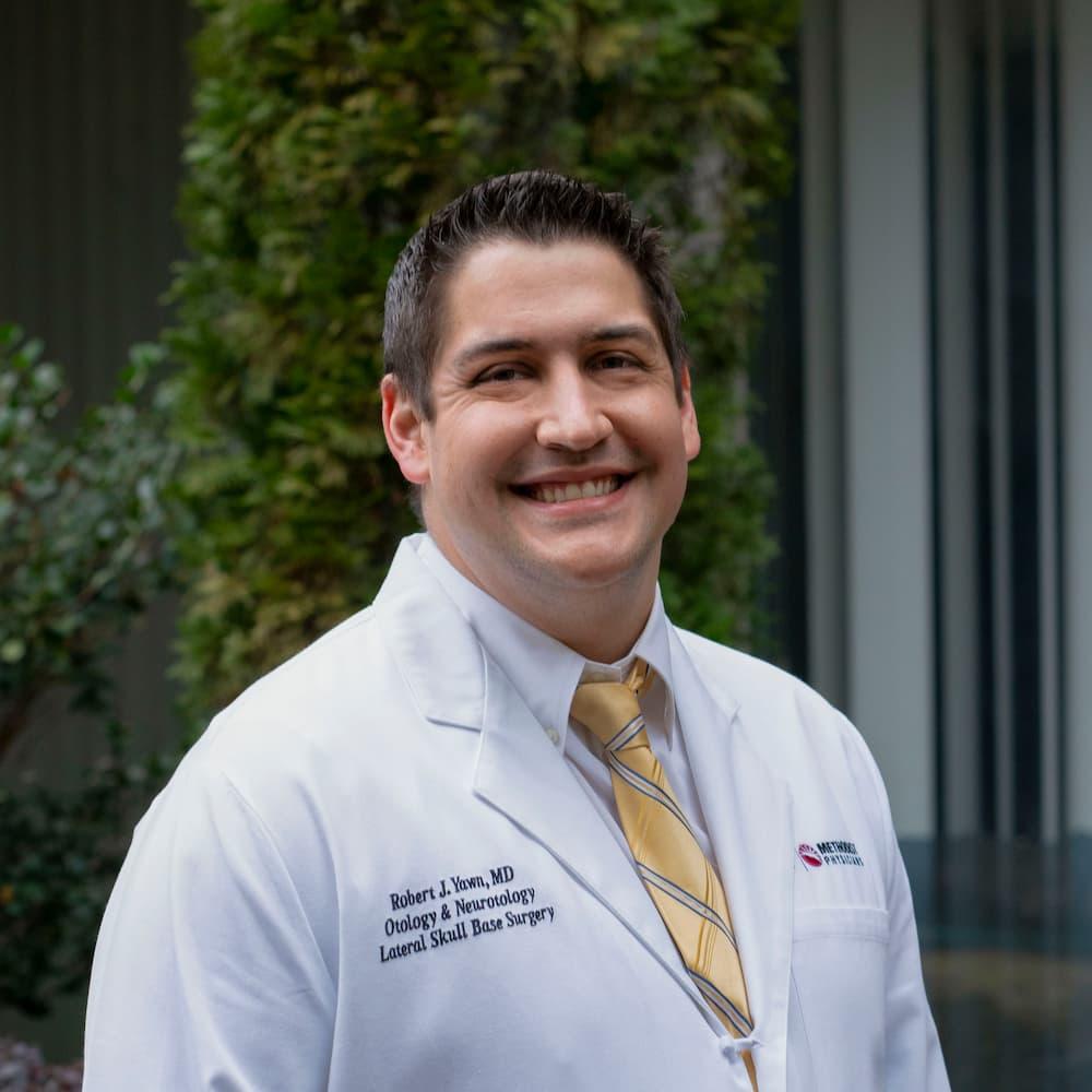UTHSC ENT - Dr. Robert Yawn - Ear Specialist